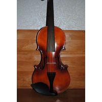 Скрипка Мастеровая-совершенная, окрашена под старину, размер 4/4,в умелых руках-может принести Вам большой успех!
