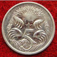 7316:  5 центов 2006 Австралия