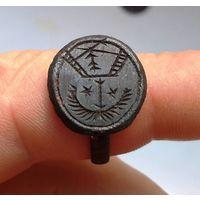 Кольцо старинное -5