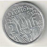 Реюньон 2 франк 1948