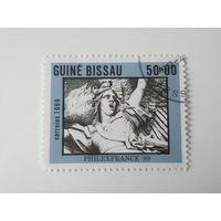 Гвинея Бисау 1989. 200 лет французской революции