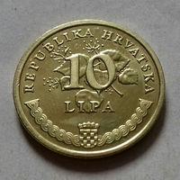 10 липа, Хорватия 2007 г., UNC