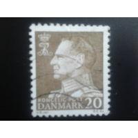 Дания 1961 король Фредерик 9
