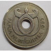 Папуа Новая Гвинея 1 кина 1995 г