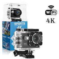 Экшн-камера 4k WiFi 16MP