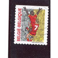 Бельгия. Чемпионат по футболу 2000