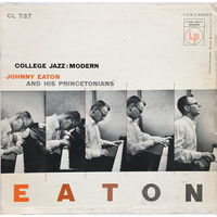 Johnny Eaton And His Princetonians, College Jazz: Modern, LP 1955