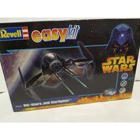Revell 06651 Obi-Wan`s Jedi Starfighter. Star wars. Easy kit (Боевой корабль джедаев, пилот Оби-Ван Кеноби. Звёздные войны. Комплект для лёгкой сборки)
