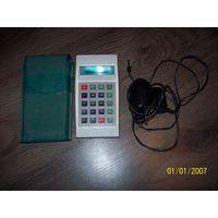 Калькулятор Электроника 1977 год