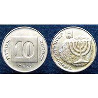 W: Израиль 10 агорот (531)