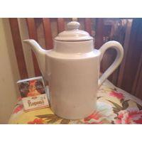 Чайник-заварник старинный