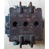 Контакторы-пускатели магнитные ПМЕ-211 220V с ТРН реле 25А 110V