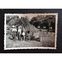 """Фото """"Гансы в летнем лагере"""", август 1938 г."""