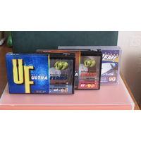 Набор из трех запечатанных кассет ECP