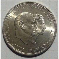 Дания 5 крон 1960г