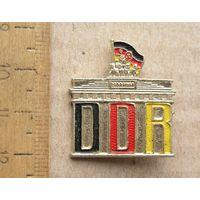 Значок ГДР