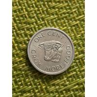 Сейшельские острова 1 цент 1972 г ( фао )