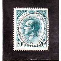 Монако.Ми-583. Принц Ренье III (1923-2005)
