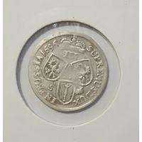 Бранденбург-Пруссия. Фридрих III. Три гроша 1596. Редкий номинал!!!