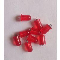 Красные светодиоды 9 штук короткие выводы