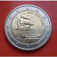 2 евро 2015 Португалия (юбилейная - 500-летие открытия Тимора)