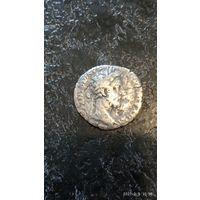 Древний Рим. Коммод денарий 179-192