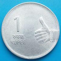 1 рупия 2010 ИНДИЯ