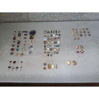 Значки и медали 101 штука