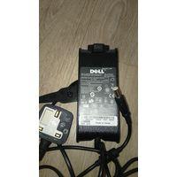 Оригинальное зарядное устройство для ноутбука Dell LA65NS0-00 европейская вилка