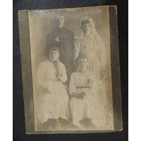 Фото свадебное царских времен