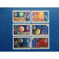 Гвинея 1977г. Космос.