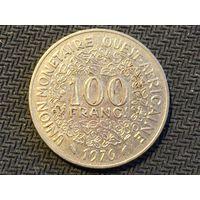 ЦІКАВІЦЬ АБМЕН! 100 франкаў 1976