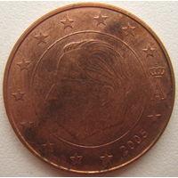 Бельгия 5 евроцентов 2005 г.