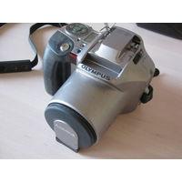 Фотоаппарат OLYMPUS в работу