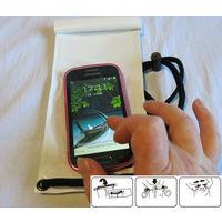 Водонепроницаемый чехол - универсальный - для мобильного телефона