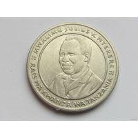 10 шиллингов 1991 года. Танзания