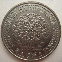 Азорские острова 100 эскудо 1986 г. (g)