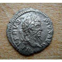 Септимий Север (193-211. н.э.) Денарий.