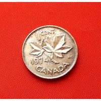 23-37 Канада, 1 цент 1974 г.