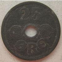 Дания 25 эре 1942 г. (gl)