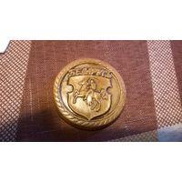 Магнит с гербом Погоня, (керамика)