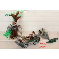 """Набор Lego RIVER CHASE  (Погоня по реке) по мотивам фильма """"Индиана Джонс"""""""