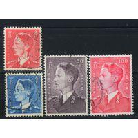 Бельгия Кор 1952-8 Болдуин с В Стандарт