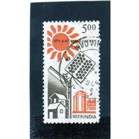 Индия.Ми-1137.Солнечная энергия.1988.