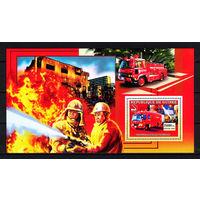 2006 Гвинея. Пожарные машины.