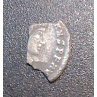 Часть Силиквы Constantius Gallus-351-354