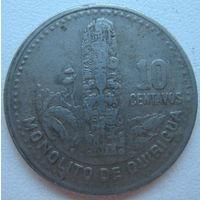 Гватемала 10 сентаво 2000 г. (d)