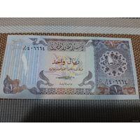 Катар 1 риал 1985