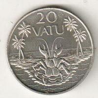 Вануату 20 вату 1999