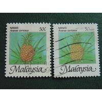 Малайзия. Флора.